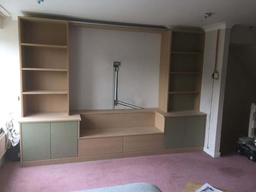 interior design services bespoke joinery